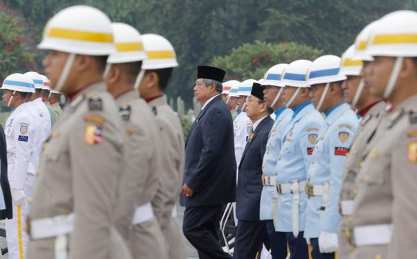SBY: Prabowo & Jokowi Sepakat Kontrol Pendukungnya