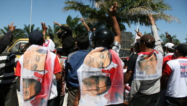 Ini Alasan Relawan Jokowi-JK Tidak Turun ke Jalan