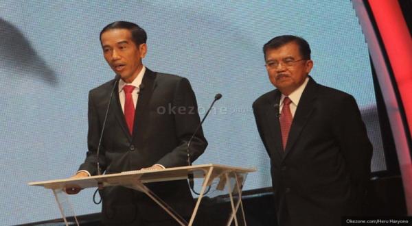 Rekapitulasi 21 Provinsi, Jokowi-JK Masih Leading