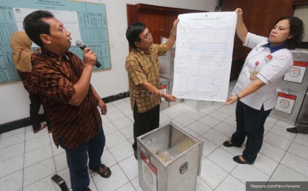 TNI-Polri Didesak Buka Dokumentasi Hasil Penghitungan Suara