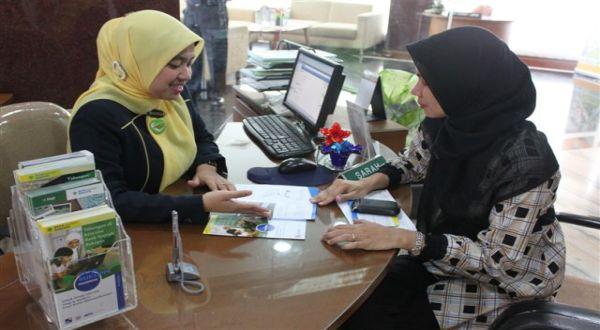 Pembiayaan mikro, Bank Syariah Bukopin incar pensiunan PNS. (Foto: BSB)