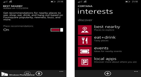 Update Microsoft Cortana Tambahkan Fitur Baru
