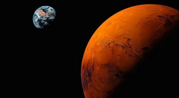 Peneliti: Struktur Tanah di Mars Mirip Bumi