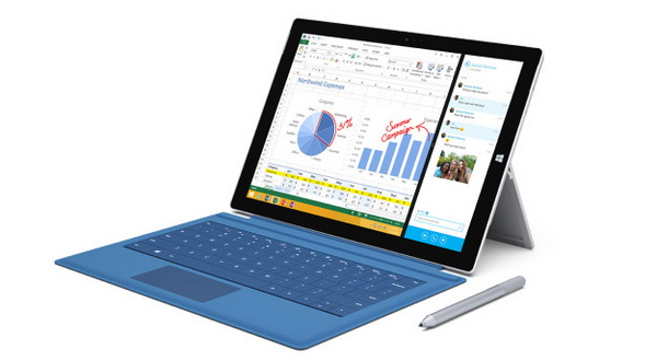 Surface Pro 3, Tablet dengan Penjualan Tercepat