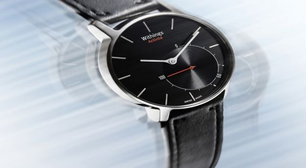 Withings Activite, Smartwatch Berdesain Tradisional