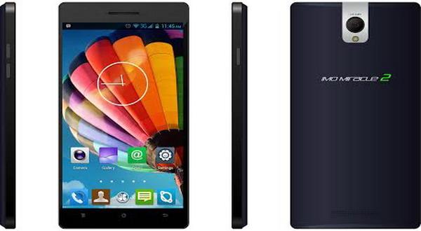 IMO Miracle 2 Octa Core, Smartphone dengan Baterai Mumpuni