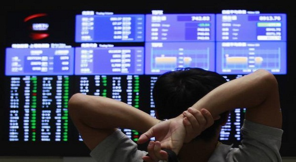 IHSG terhimpit {emerging market} & nilai tukar (Ilustrasi: Reuters)