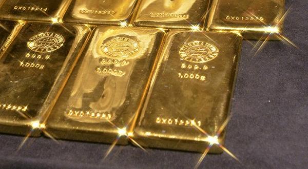 Harga Emas Antam turun Rp1.000/gram (Ilustrasi: AFP)