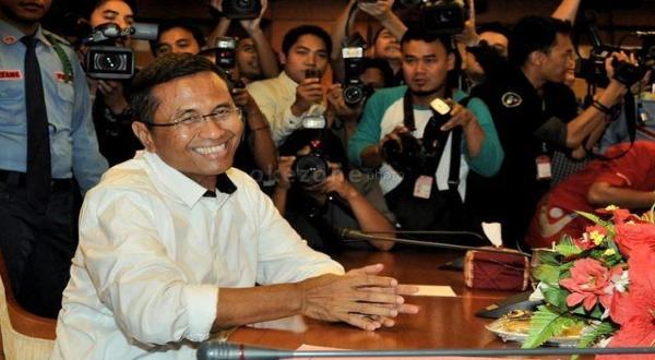 Dahlan Tak Hadir, Pelindo II Tetap Lepas 10 Ribu Pemudik (Foto: Okezone)