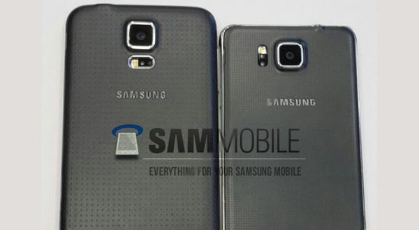 Bodi Galaxy Alpha Lebih Kecil Dibanding S5