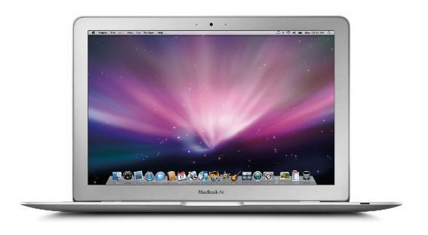 MacBook Air Terbaru Tampilkan Display Retina