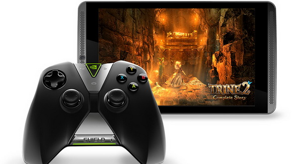 Tablet Gaming Nvidia Shield dengan Chip Tegra K1