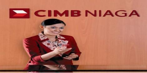 Ilustrasi CIMB Niaga. (Foto: Okezone)