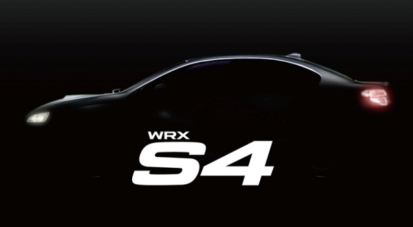 F: Foto teaser Subaru WRX S4 (Worldcarfans)