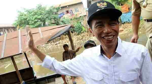 Gubernur DKI Jakarta Jokowi. (Foto: Okezone)