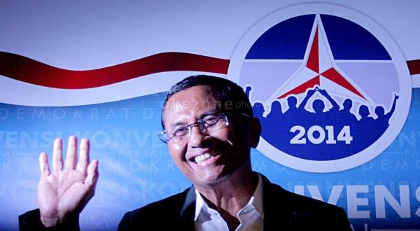 Menteri BUMN Dahlan Iskan. (Foto: Heru/Okezone)