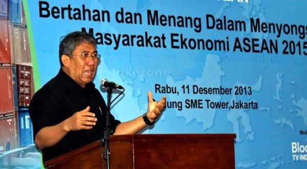 Wakil Menteri Perdagangan Bayu Krisnamurthi. (Foto: Okezone)