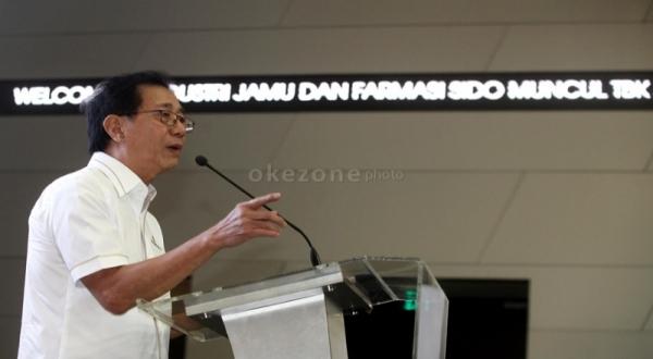 Direktur Utama SIDO Irwan Hidayat. (Foto: Okezone)