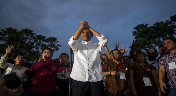 Jokowi: Lihat Saja Nanti!