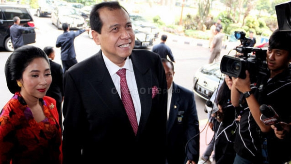Menko Perekonomian Chairul Tanjung. (Foto: Okezone)