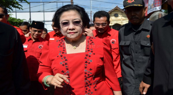Megawati Tak Gelar Open House, Tapi...