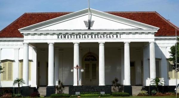 Gedung Kementerian Keuangan. (Foto: Okezone)