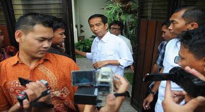 Lebaran, Jokowi Pulang Kampung