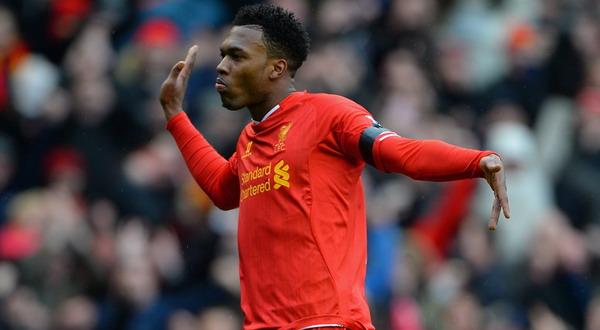 Daniel Sturridge dapat menggantikan Luis Suarez sebagai bomber utama Liverpool (Foto: Ist)