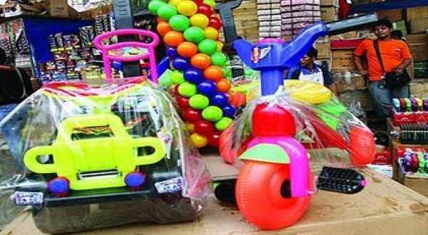 Ilustrasi mainan anak-anak. (Foto: Okezone)