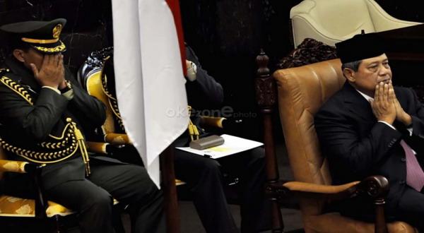 Soal Gaza, SBY Tulis Surat Terbuka untuk Pemimpin Dunia