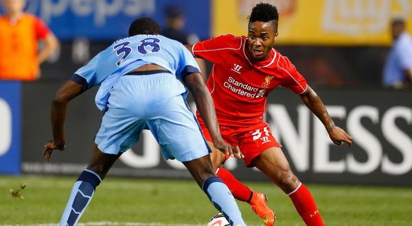 Raheem Sterling - Liverpool FC / zimbio