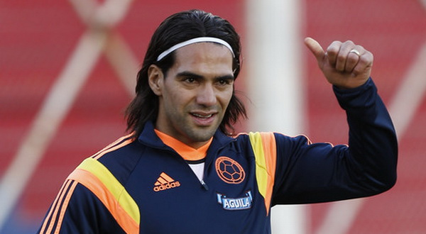 Radamel Falcao (Foto: Ist)