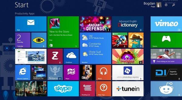 Windows Update 8.1 Rilis 12 Agustus