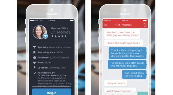 Aplikasi Ini untuk Konsultasi dengan Dokter di Dunia