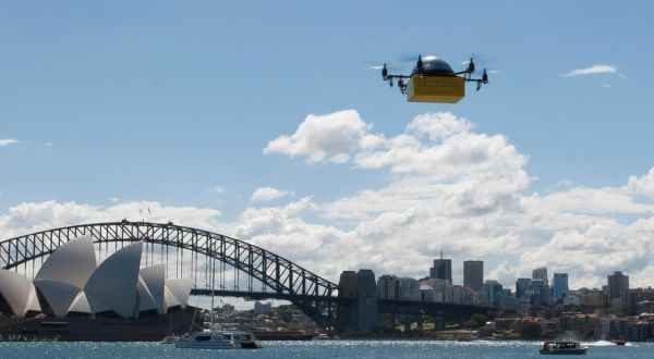 Drone Masih Kalah Kuat dengan Burung Kolibri