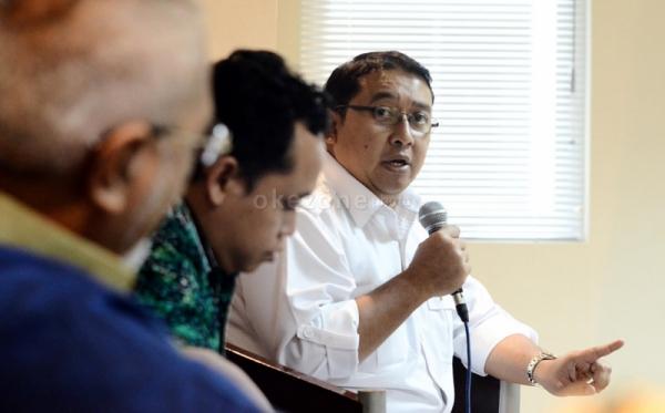 Fadli Zon Akan Beberkan Bukti Kecurangan Jokowi-JK di Sidang Perdana
