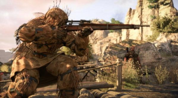 Game Sniper Elite III Hadirkan Peta Baru