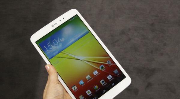LG Siapkan Tablet Baru dengan OS Windows 8?