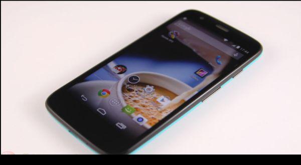 Smartphone Motorola Berhasil Salip Nokia