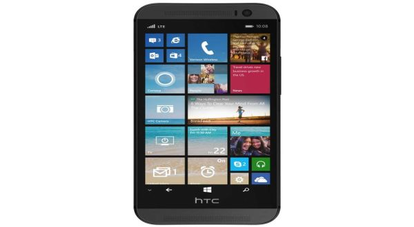 HTC One M8 Terpikat OS Windows Phone