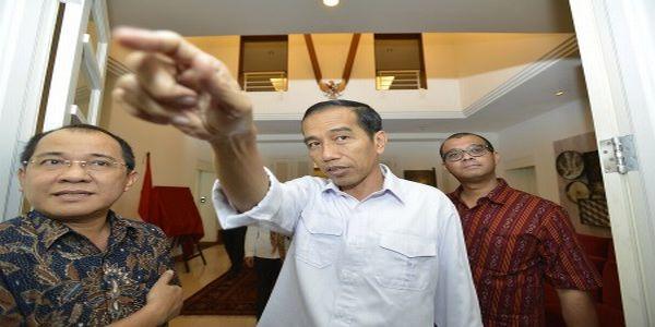 Jokowi Diminta Tak Bagi-Bagi Jatah saat Susun Kabinet