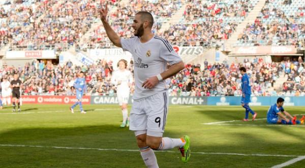 Agen Casino - Benzema Tambah Kontrak Di Madrid Sampai 2019