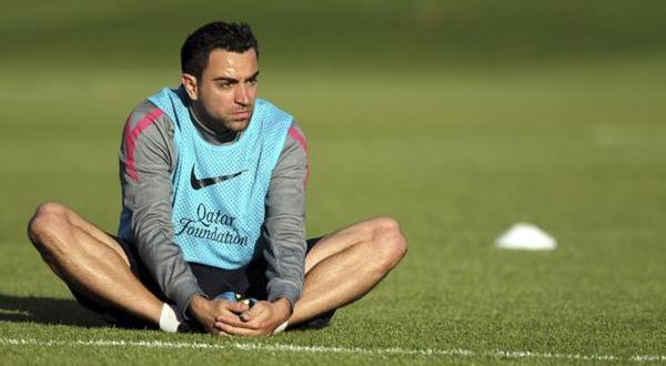 Xavi. (Foto: Reuters)