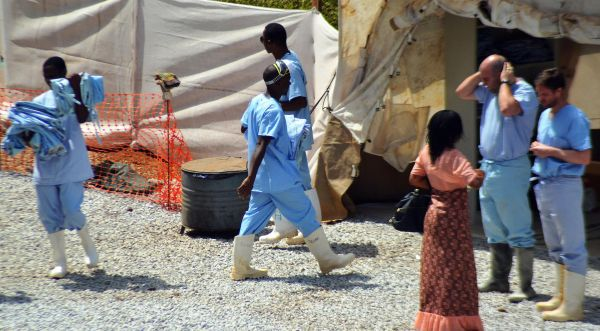 Indonesia Waspada Ebola Pascakematian Warga Saudi