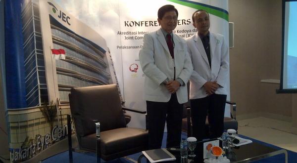 Kendala Penanganan Penyakit Katarak di Indonesia