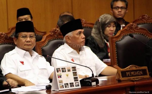 Gugatan Prabowo-Hatta Wakili Jutaan Pemilih