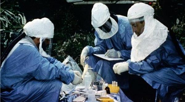 Virus Ebola Telah Masuk Asia?