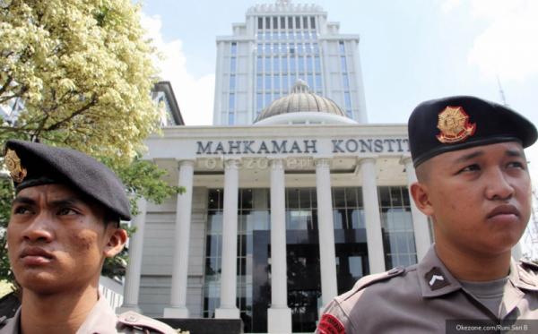 Polisi Siapkan Rekayasa Lalin di Depan Gedung MK
