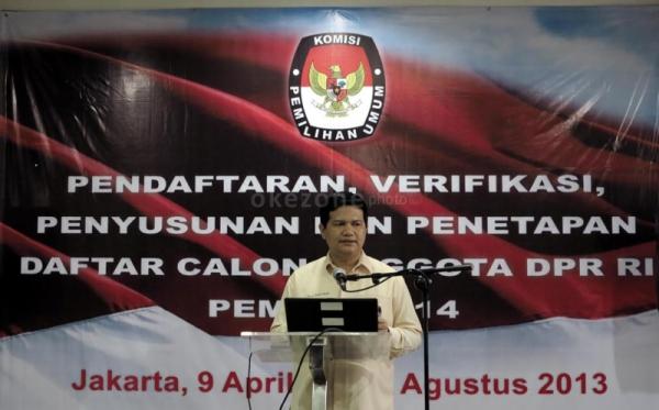 Polisi Terima Laporan Ketua KPU soal Ancaman Penculikan