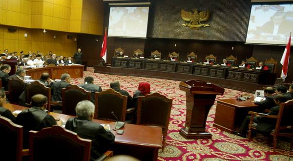 Hakim MK Pertanyakan DPKTb di Tanjung Priok